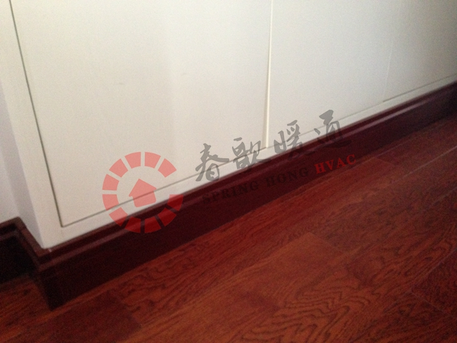 合肥踢脚线暖气片,合肥家庭采暖,合肥暖气改造